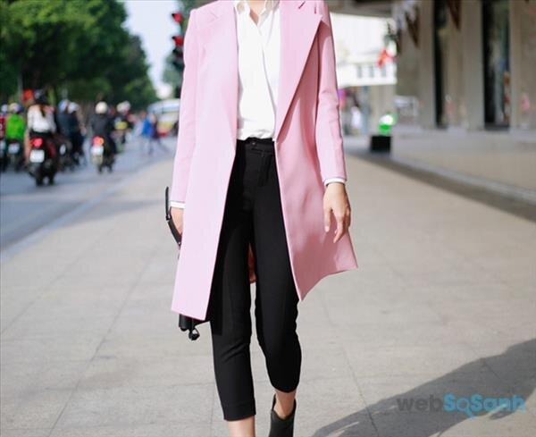 Áo vest nữ dáng dài áo khoác nữ đẹp