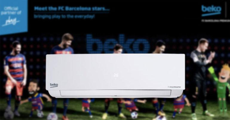 Điều hòa máy lạnh Beko có mấy loại ?