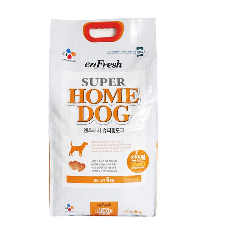 Thức ăn khô cho chó thương hiệuEnFresh