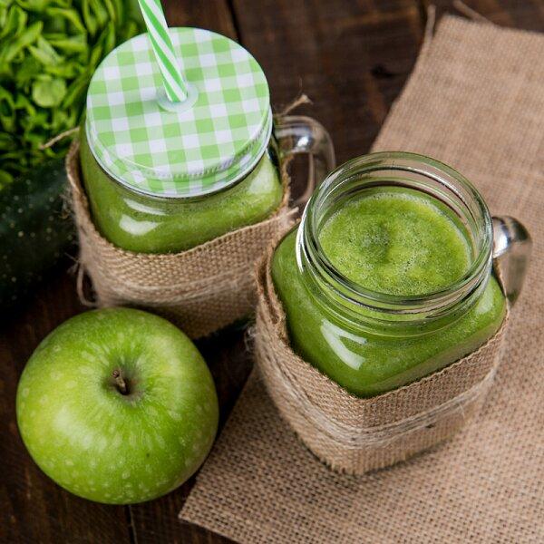 Nước ép táo là thức uống ngon, bổ, tốt cho sức khỏe, làn da (Nguồn: china.com)