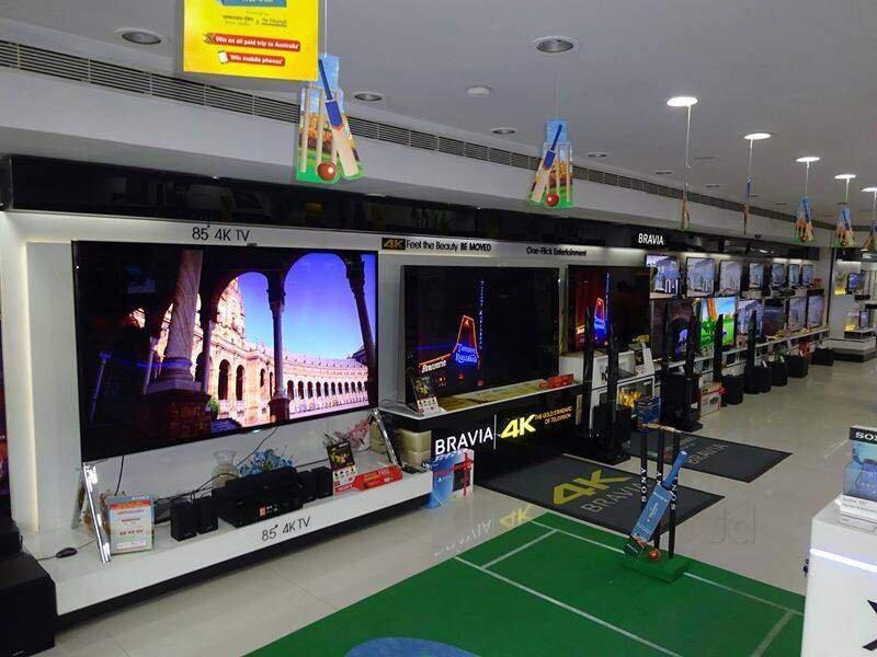 Hình ảnh tại Sony Center