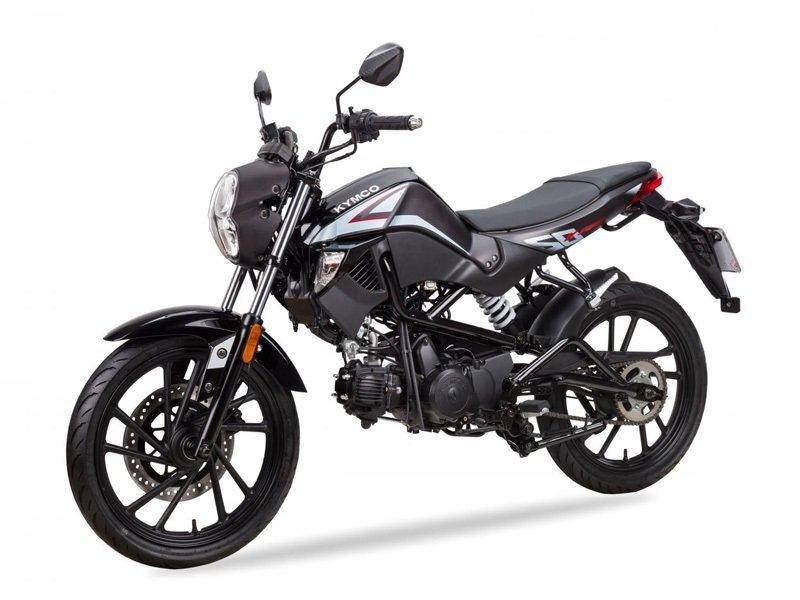 Xe máy 50cc có kiểu dáng trẻ trung, cá tính