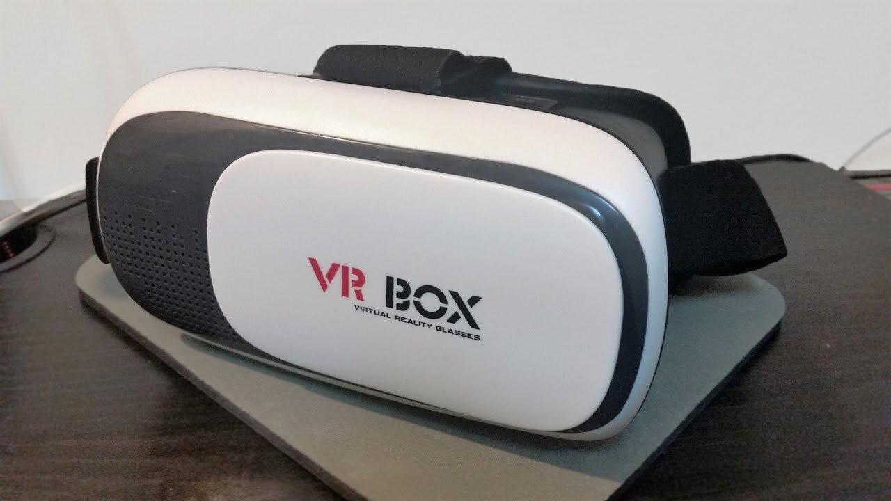Vr Box version 2 là dòng kính được thiết kế nhỏ gọn