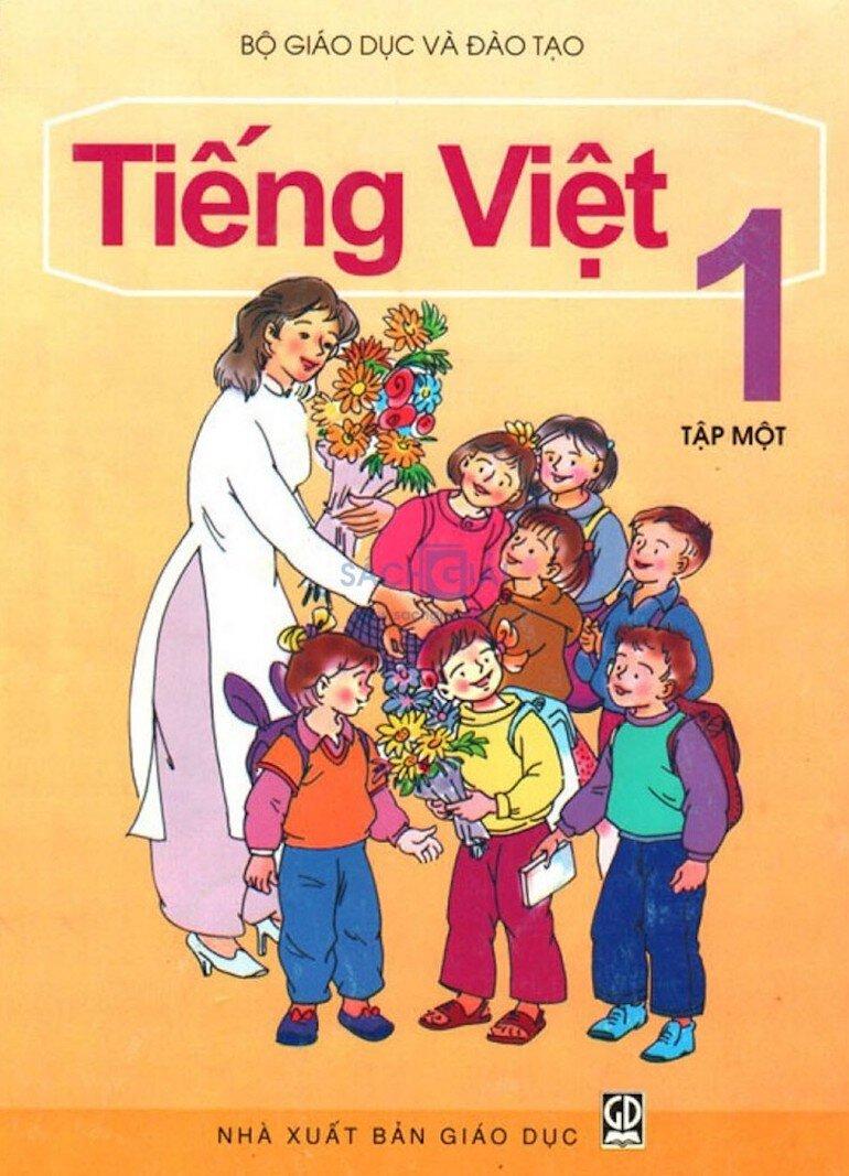 Chú ý tới cảm giác của các bé khi học sách giáo khoa tiếng việt lớp 1