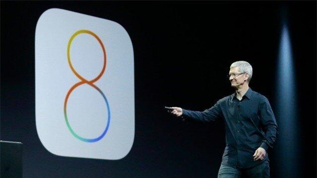 iOS 8 WWDC