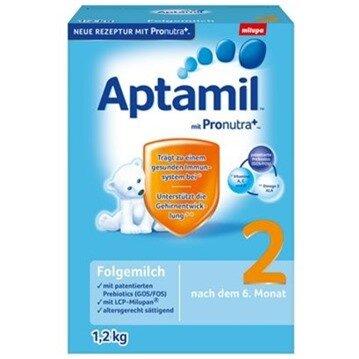 Sữa Aptamil Đức số 2-(1.2kg)-New