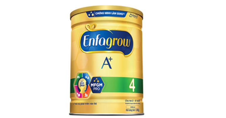 Bảng giá sữa bột Enfagrow mới nhất cập nhật tháng 6/2019