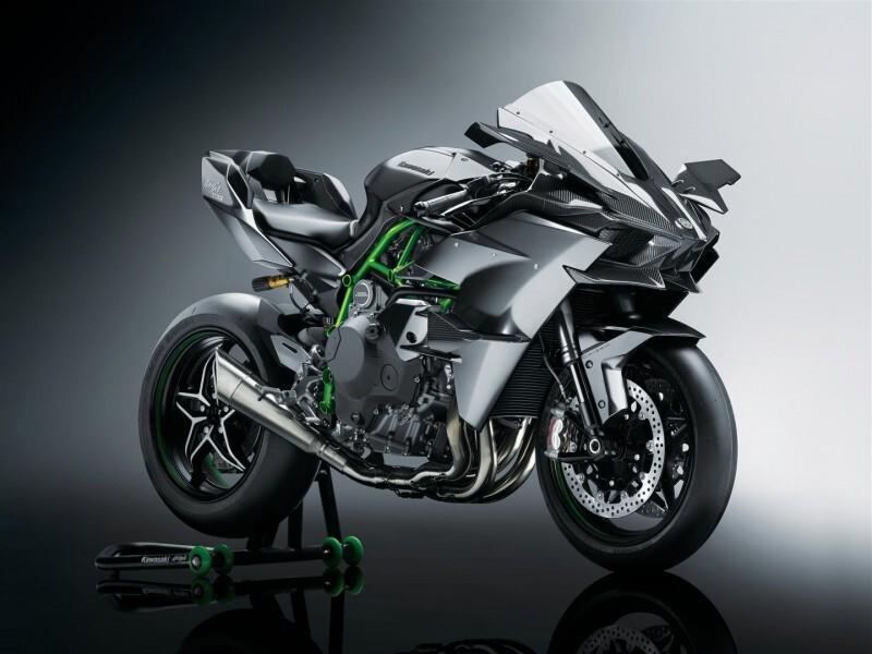 Moto H2R