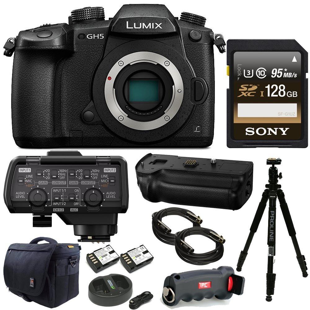 Máy ảnh Lumix GH5 của hãng Panasonic