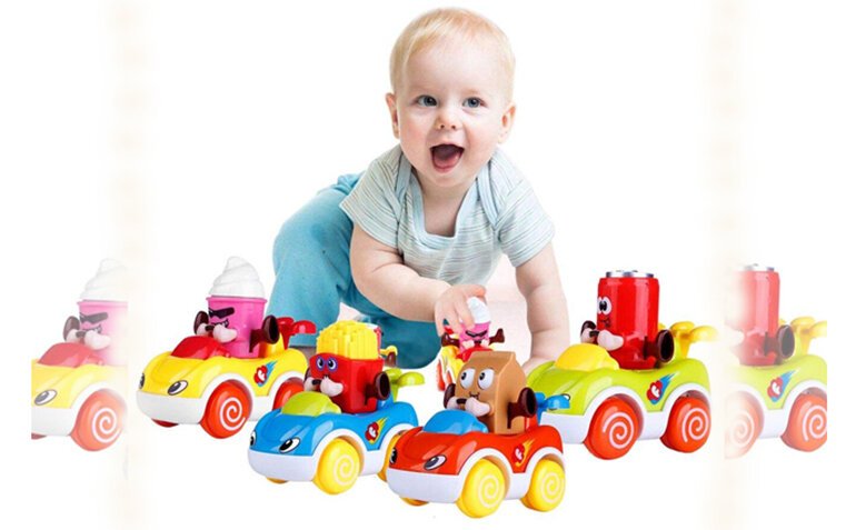 1.Lợi ích của đồ chơi ô tô đối với trẻ nhỏ