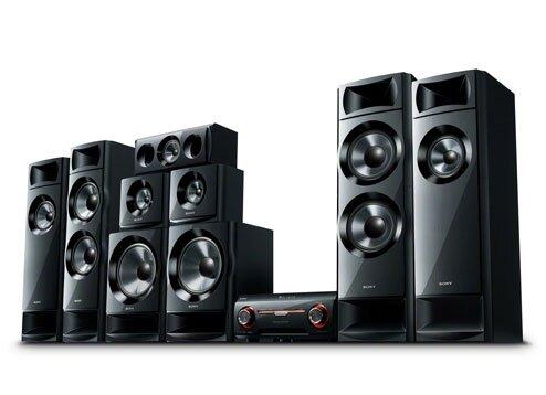 Dàn âm thanh khủng của Sony HT DDW K7