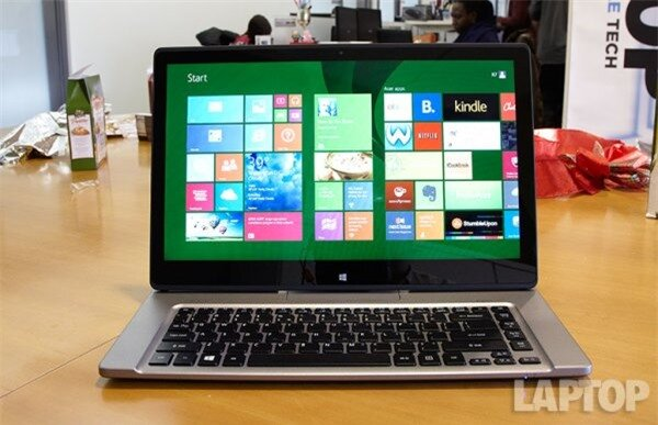 Đánh giá nhanh laptop Acer Aspire R7