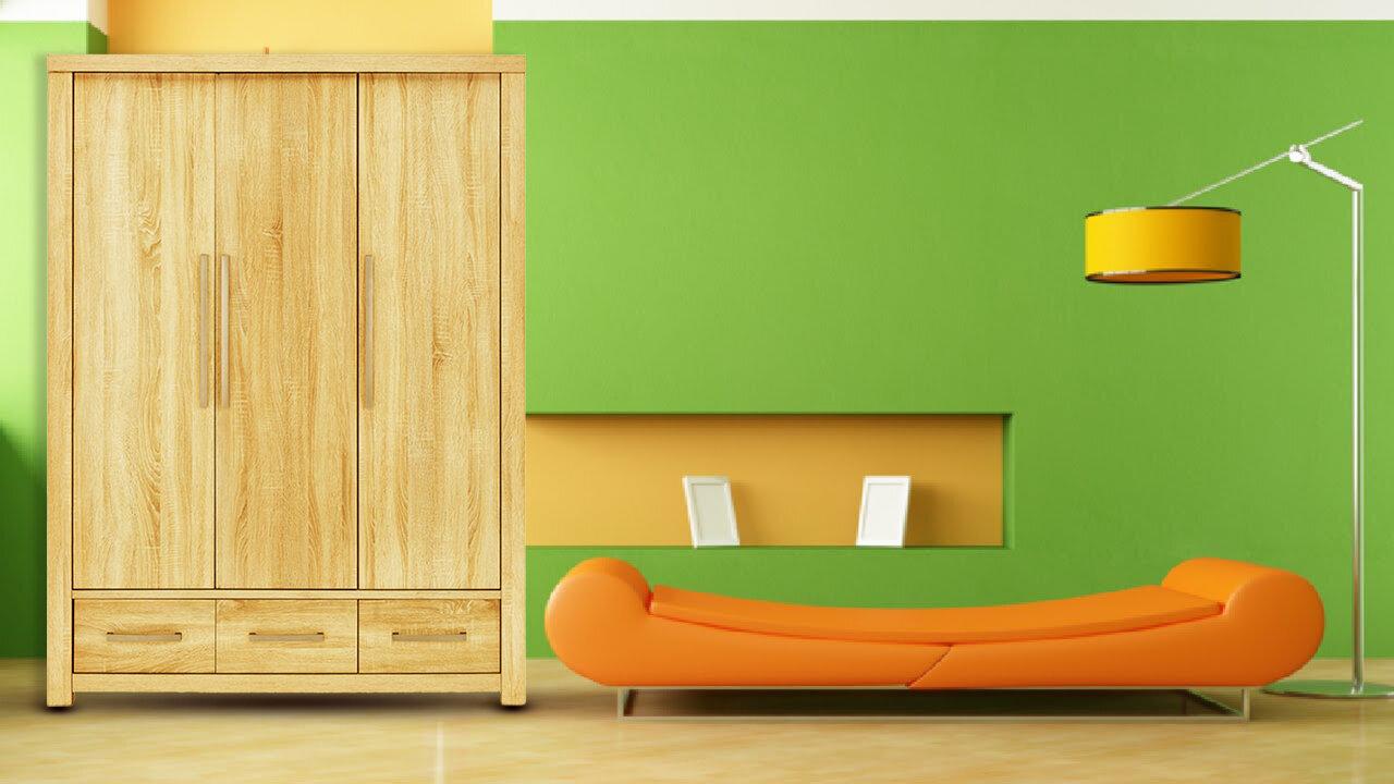 Sản xuất từ gỗ công nghiệp HDF với khoảng 80%-85% là gỗ tự nhiên có độ bền cao