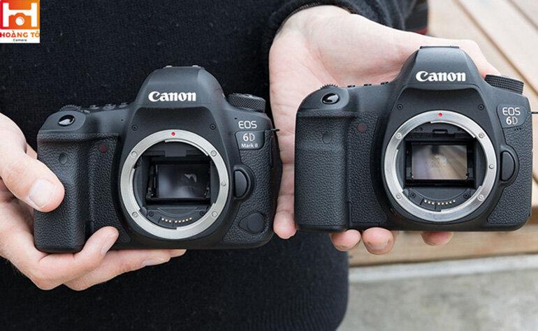 Máy ảnh cũ chính hãng có tuổi thọ cực lâu