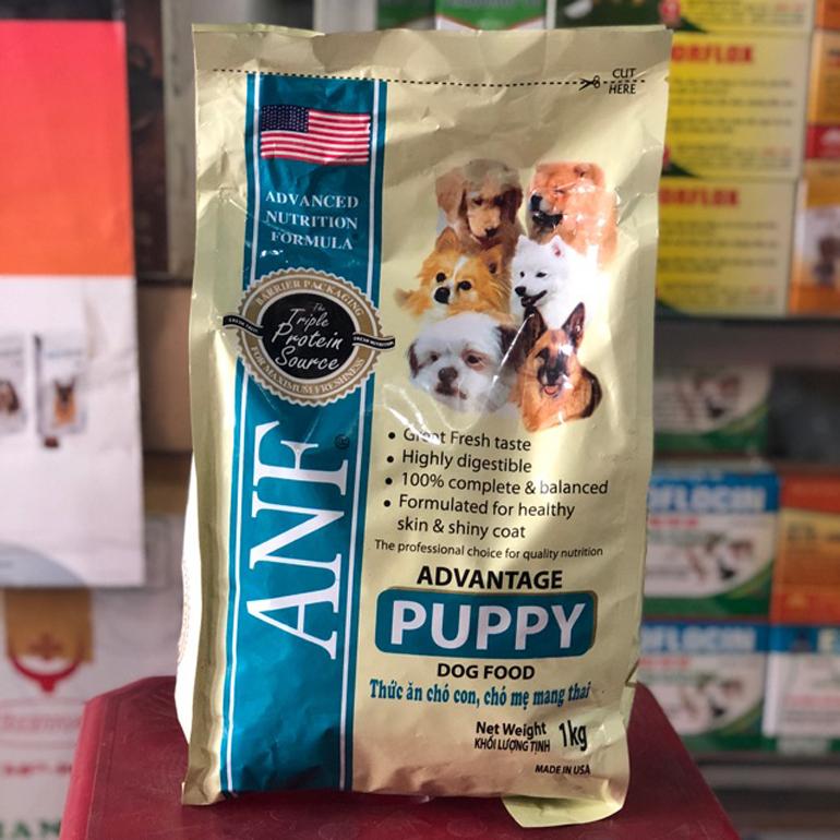 Thức ăn khô cho chó Alaska ANF có xuất xứ từ Hàn Quốc được nhiều người sử dụng cho thú cưng