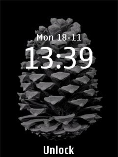 Màn hình khóa trên Nokia 515