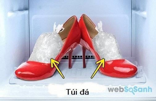 Mẹo vặt thời trang với giày