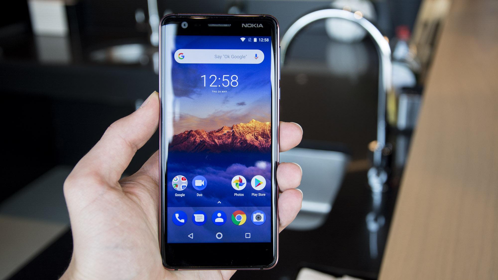 Có màn hình khá nhỏ, Nokia 3.1 2018 vẫn sở hữu những tính năng hiện đại cùng pin dung lượng lên đến gần 3000mAh