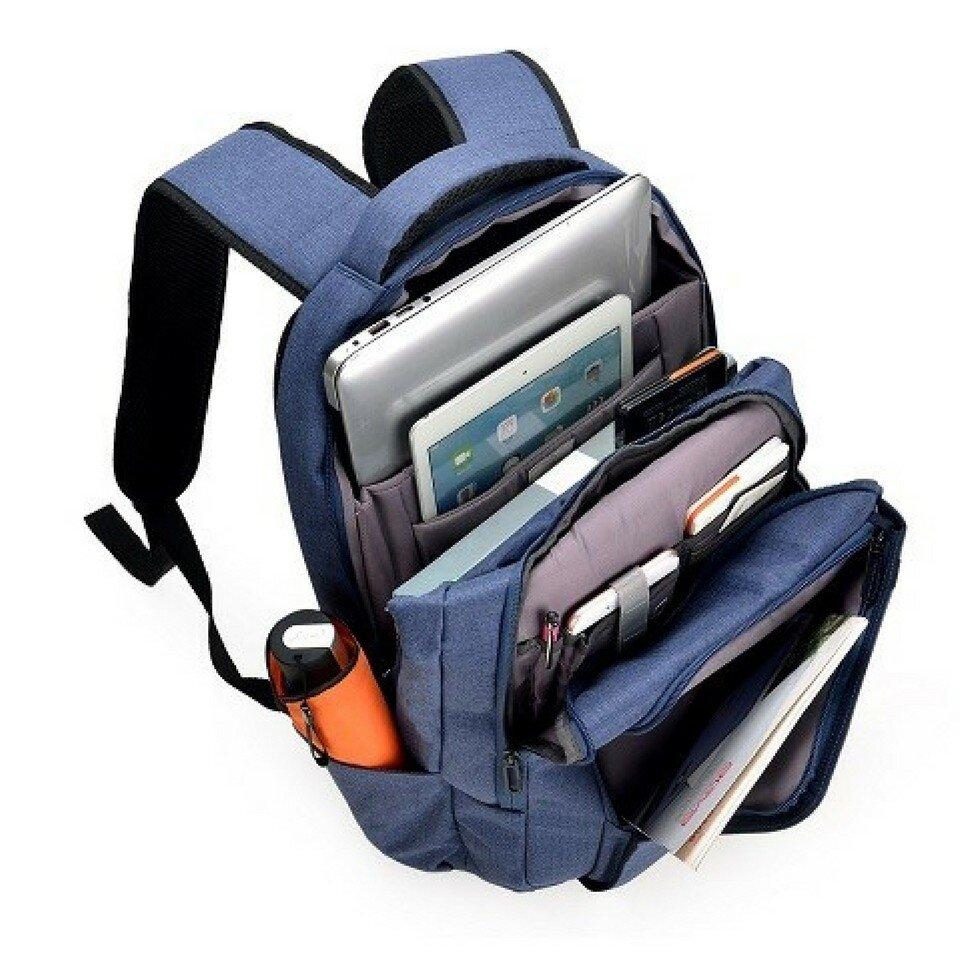 Balo laptop chính hãng AGVA Heritage 2 (15.6″)