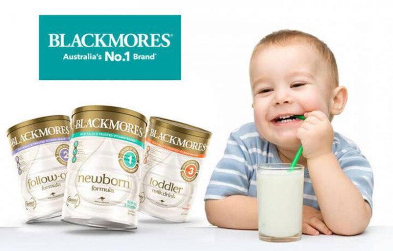 Giá sữa Blackmores rẻ nhất