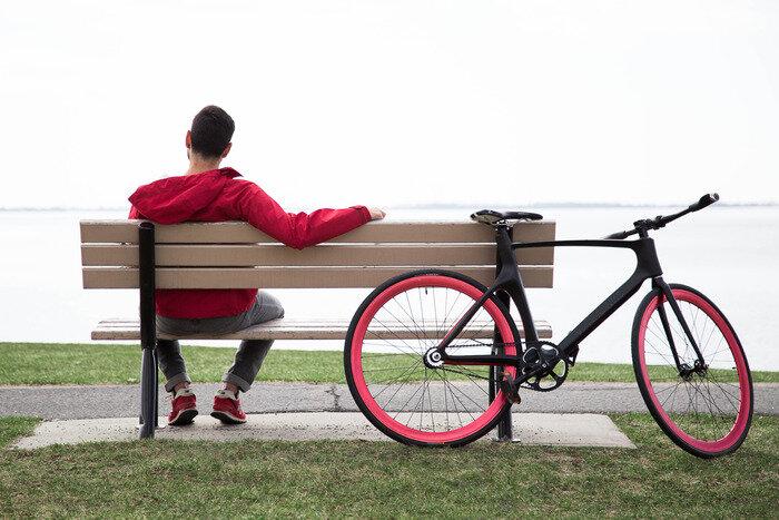 Chiếc xe đạp thông minh Valour