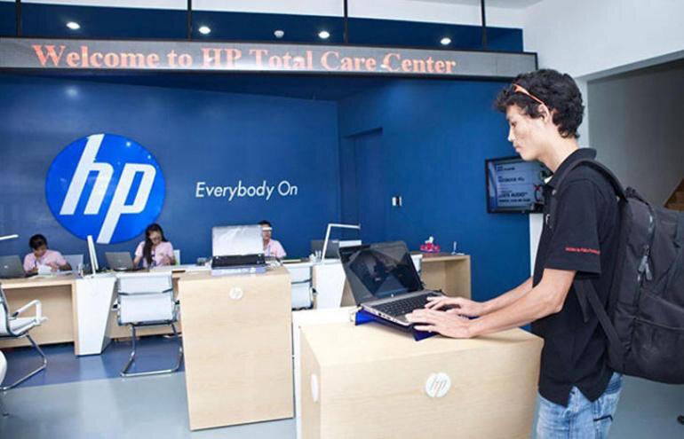 Một vài thông tin về thương hiệu HP