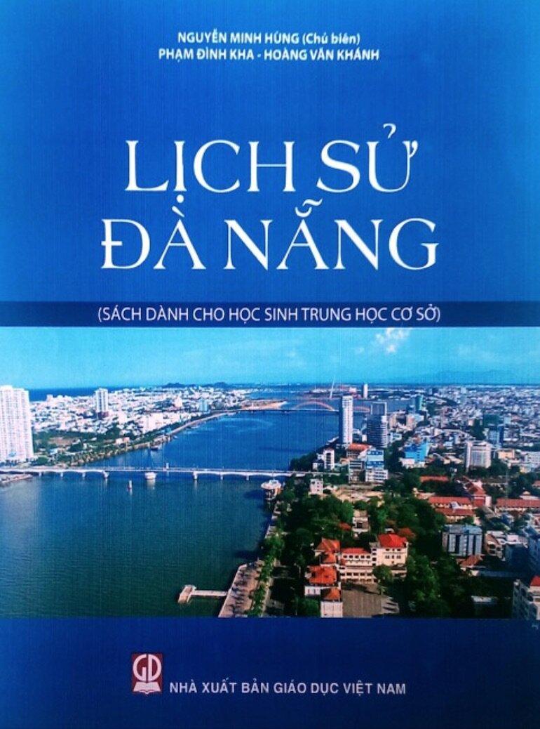Sách lịch sử Đà Nẵng