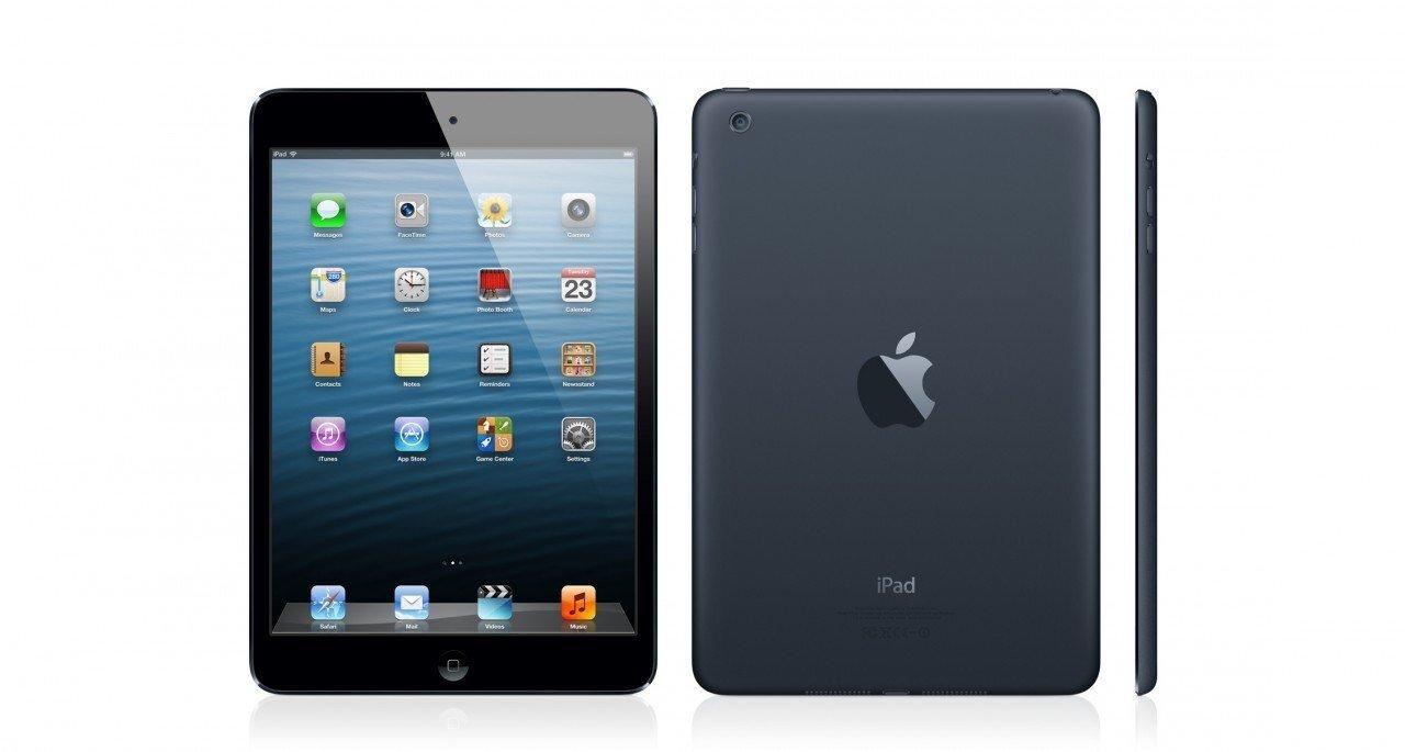 Dòng iPad mini sở hữu thiết kế nhỏ gọn, đơn giản