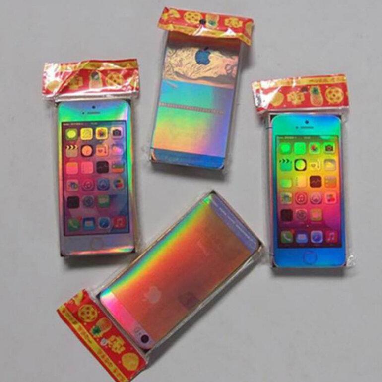 iphone x vàng mã trông như thật