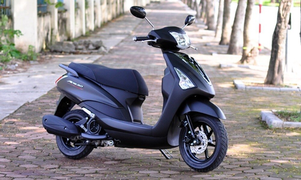 Yamaha Acruzo 2020 với thiết kế sang trọng, trang nhã và thanh lịch