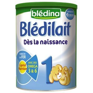 Sữa bột Bledina số 1 - hộp 900g (dành cho mọi lứa tuổi)