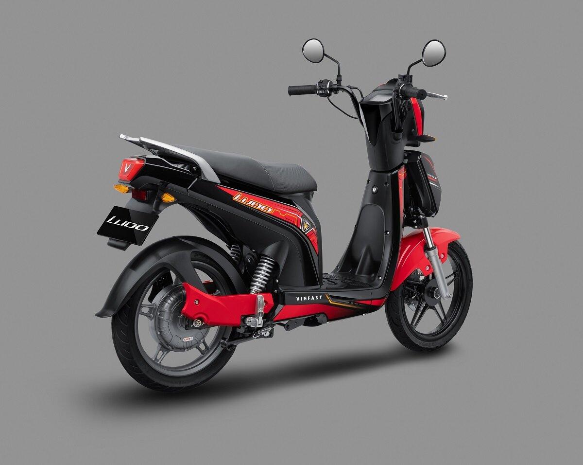 Xe máy điện VinFast Ludo hiện đại - So sánh xe máy điện VinFast Ludo và Impes
