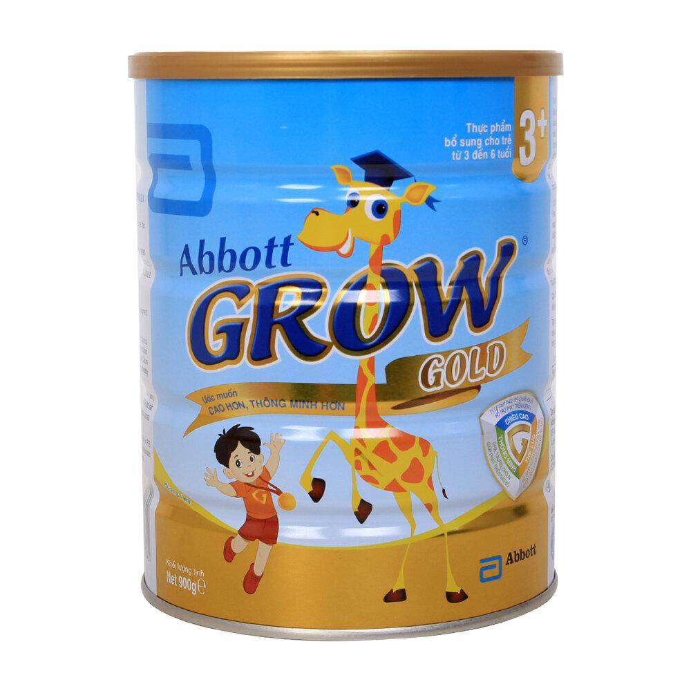 Sữa bột Abbott Grow Gold 3+