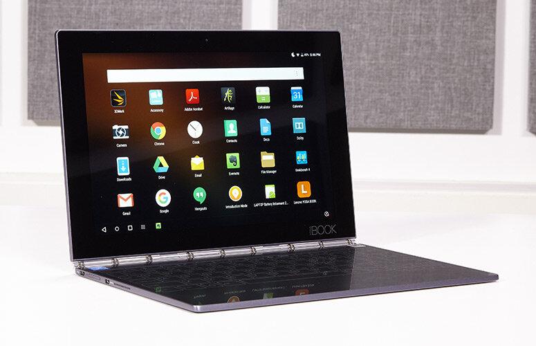 máy tính bảng giá rẻ máy tính bảng Lenovo Yoga Book