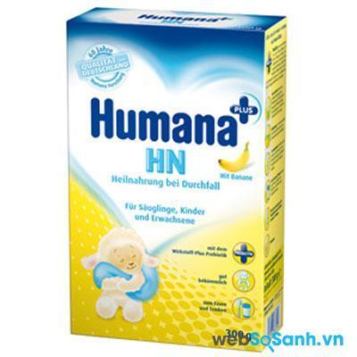 Sữa Humana HN