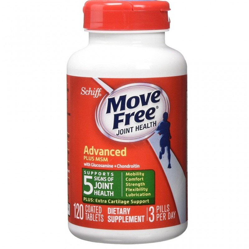 Sản phẩm Move Free 120v Glucosamine Chondroitin MSM