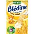 Bột ngũ cốc ăn dặm pha sữa Bledina vị vani - 500g (6m+)