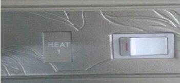 Phân biệt đèn sưởi nhà tắm hans thật giả