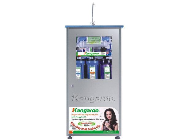 Máy lọc nước Kangaroo KG104 (KG-104) - 10 lít/h, nhiễm từ
