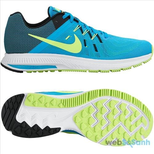 giày chạy nữ Nike Air Zoom Winflo 2