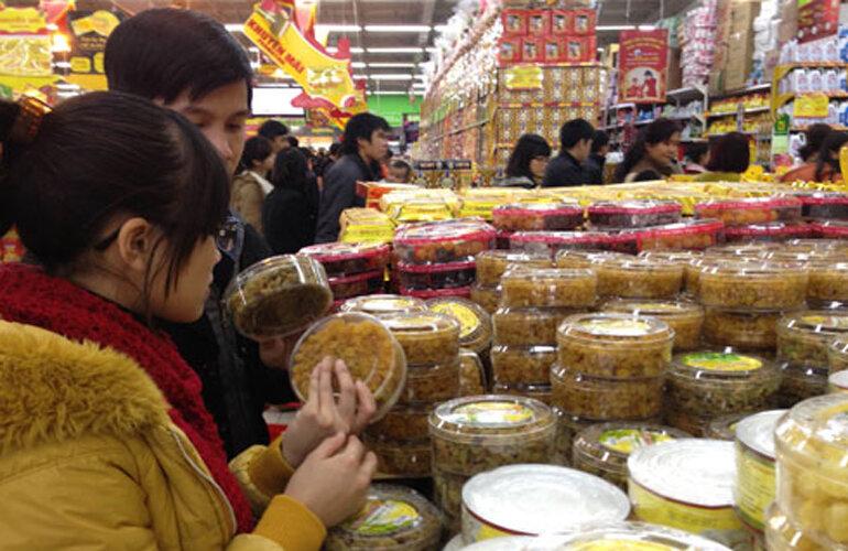 Bán thực phẩm sạch ăn Tết, đặc sản vùng miền