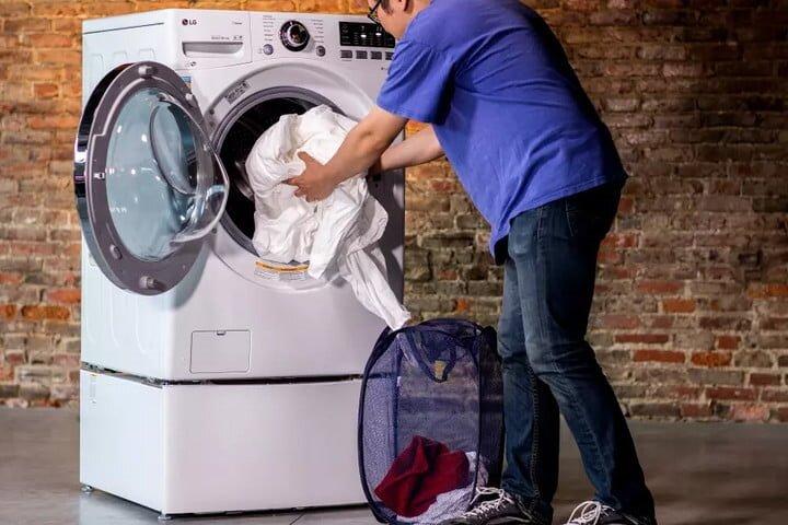 Máy giặt LG WM3770HWA TurboWash