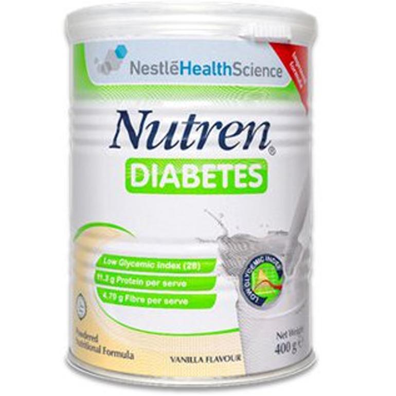 Sữa Nutren Diabetes 400g của Nestle