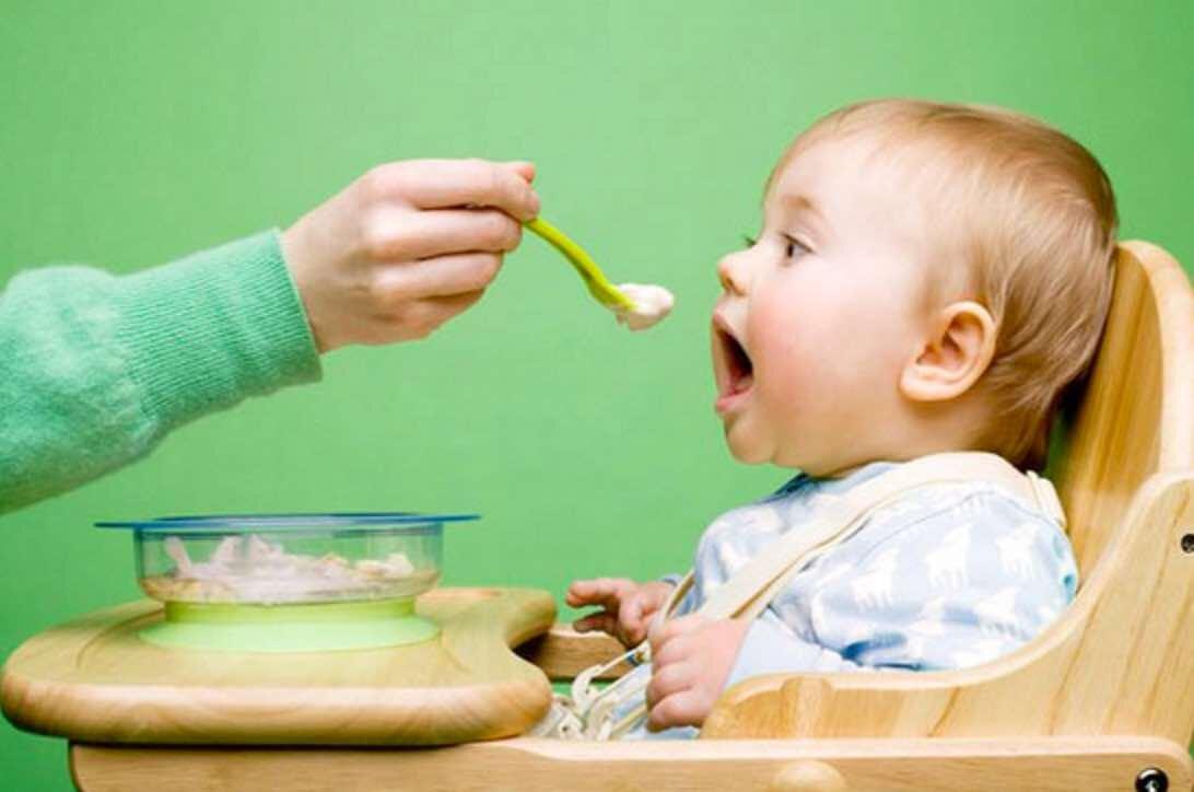 Sữa tăng cân nặng giúp bé ăn ngon hơn