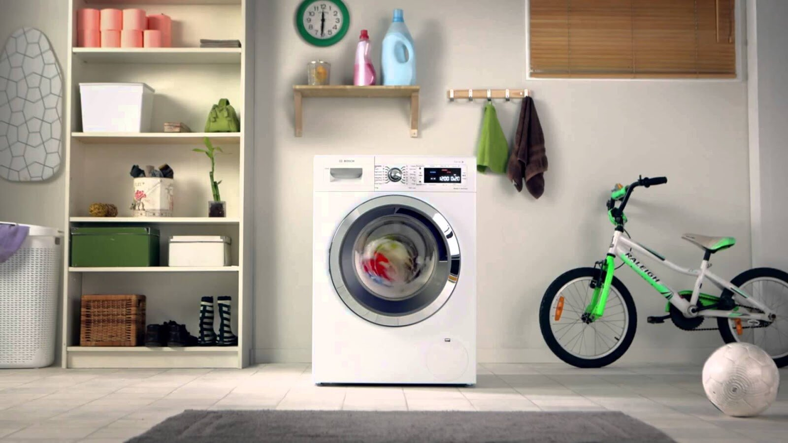 Máy giặt Toshiba sở hữu công nghệ đột phá