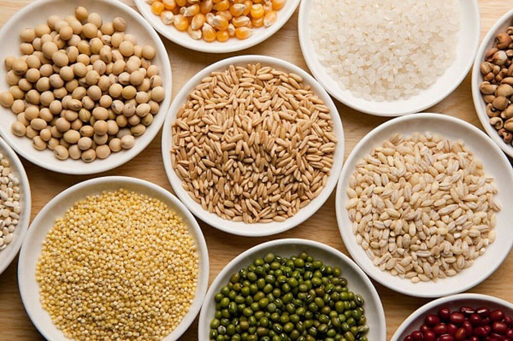 Ngũ cốc giúp cơ thể bổ sung nguồn dinh dưỡng một cách đầy đủ và đảm bảo