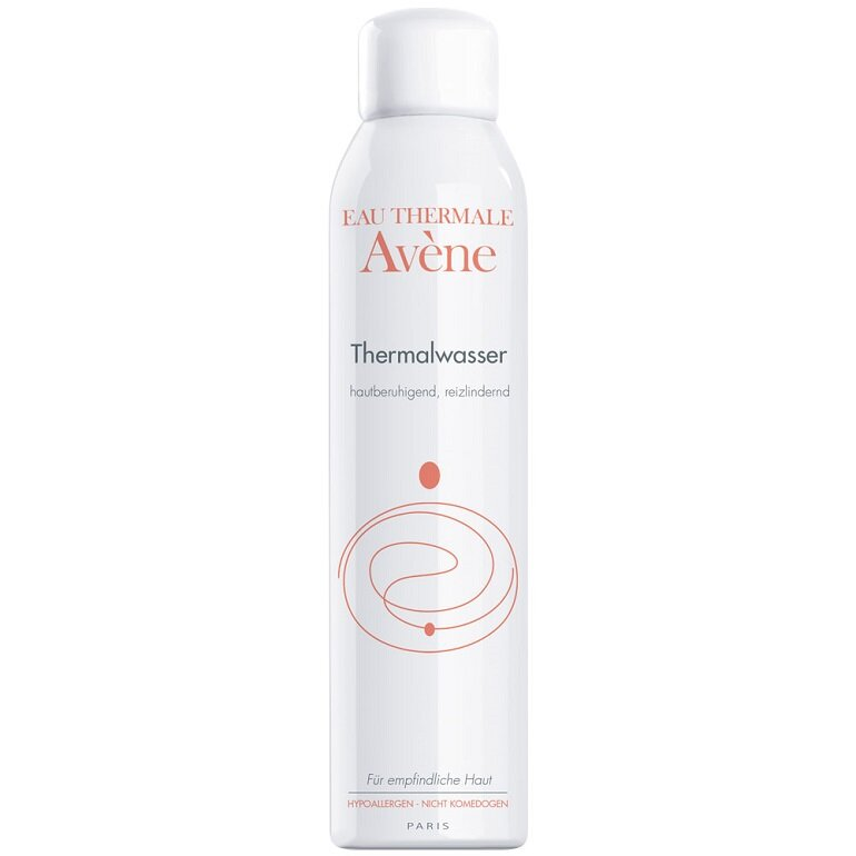 Xịt khoáng Avene 300ml: cứu tinh của làn da nhạy cảm