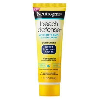 Neutrogena Beach Defense SPF 70 Lotion - 1 oz