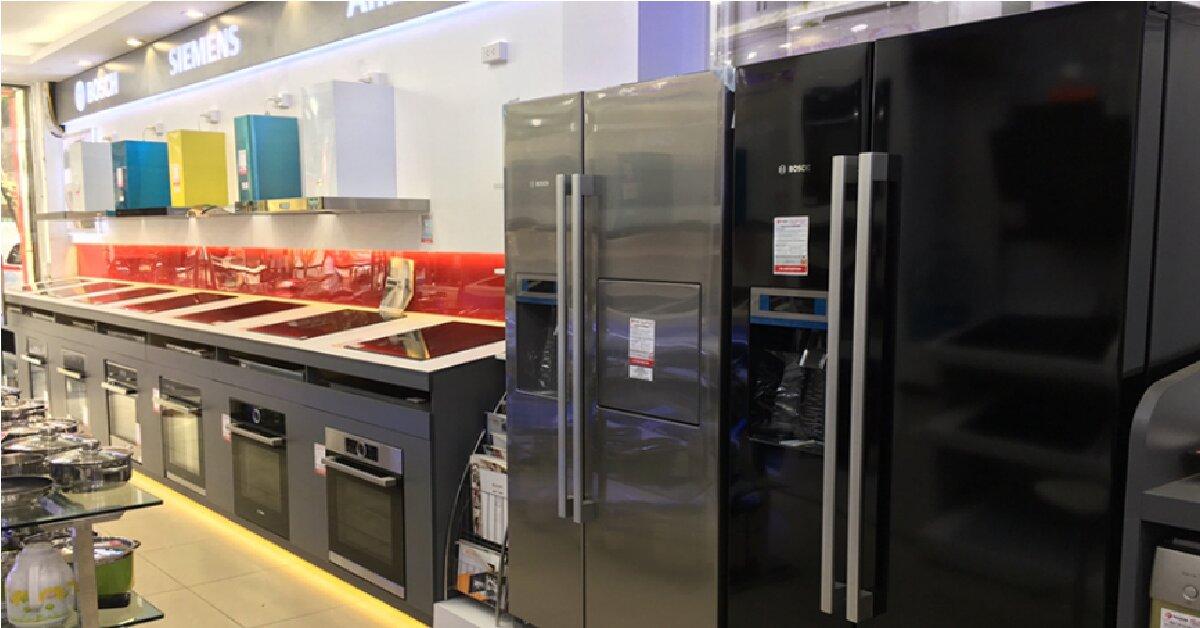 Ưu nhược điểm của tủ lạnh Bosch Side by Side có thể bạn chưa biết?