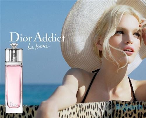 Chai nước hoa Dior Addict Eau Fraiche for women mang phong cách tươi tắn, trẻ trung đầy nữ tính, cực thích hợp với tiết trời xuân hè